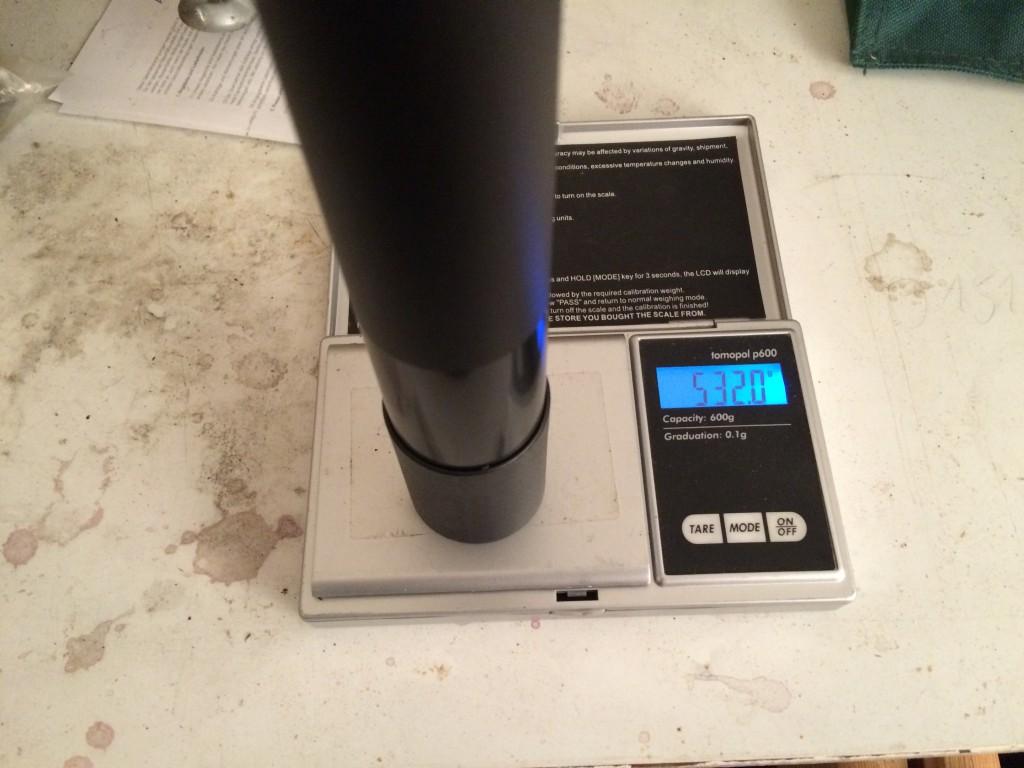 Gewicht Specialized Command Post IRcc